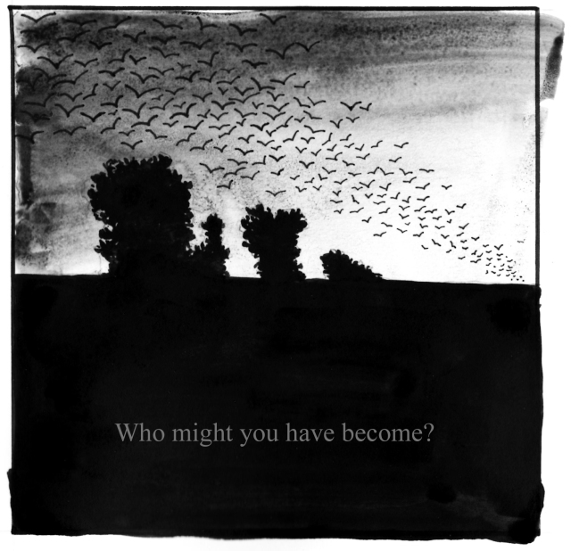 Who might you